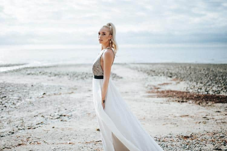 Sunshine Coast bridal shoot
