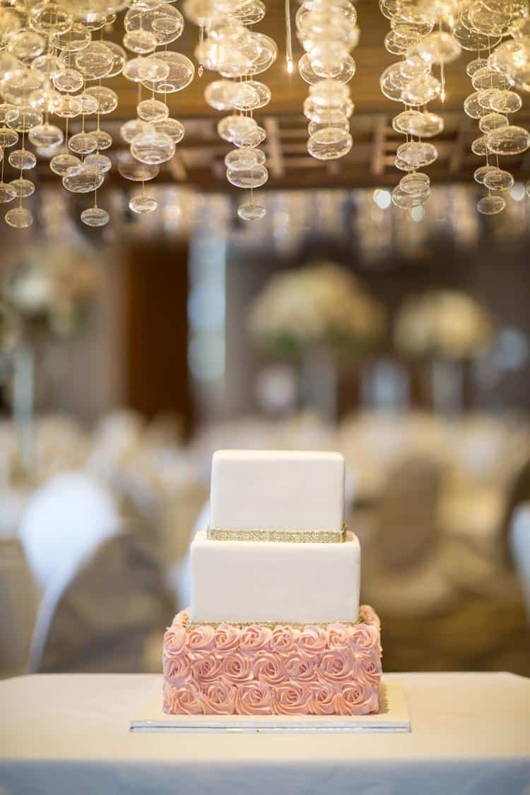 Sweet Thea Cakes, wedding cake