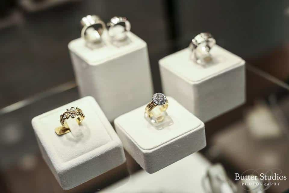 Rings by MJ Jewellers