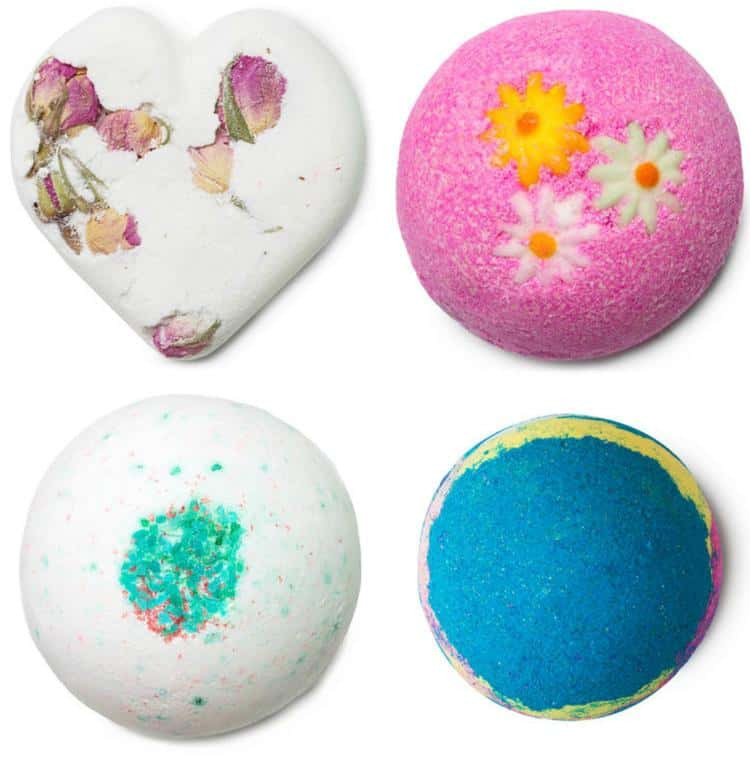 bath bomb wedding favours