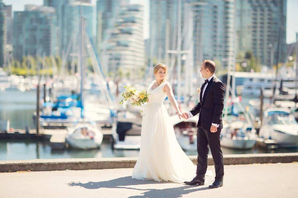 Vancouver wedding photographer, Maru Photography