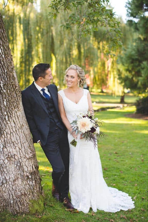Victoria BC Wedding Photography By Kim Kalyn