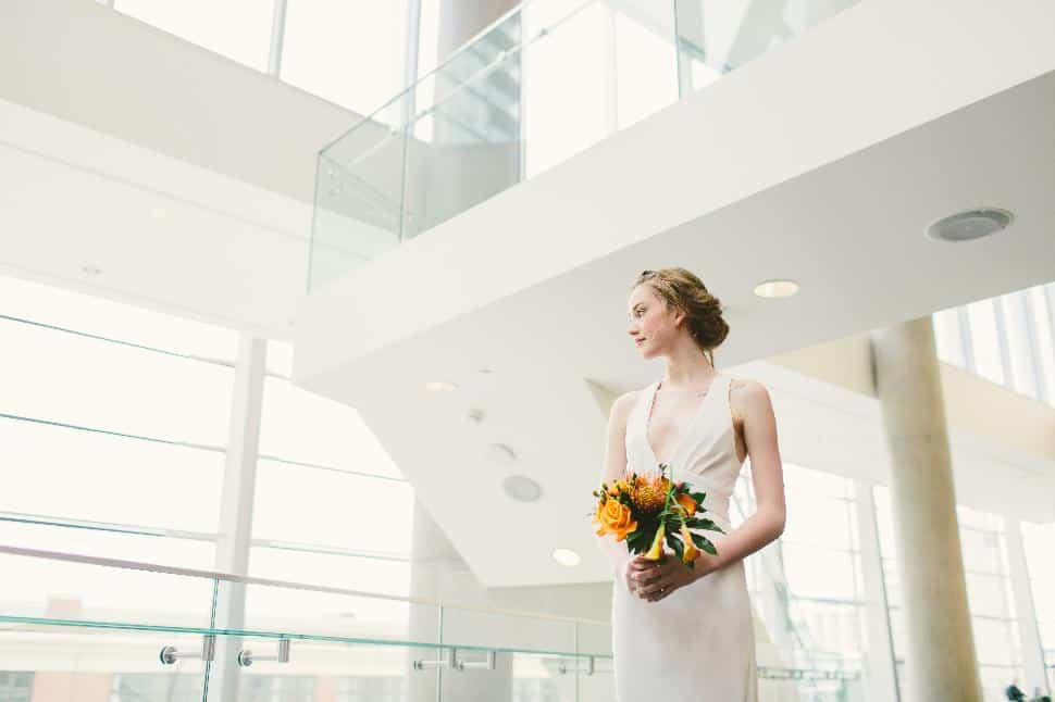 Anvil Centre, New Westminster wedding venues