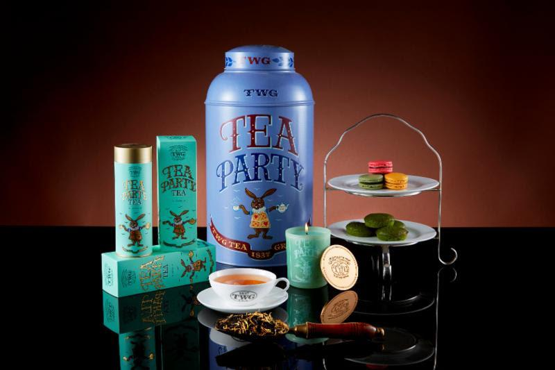 TWG Tea Party Tea