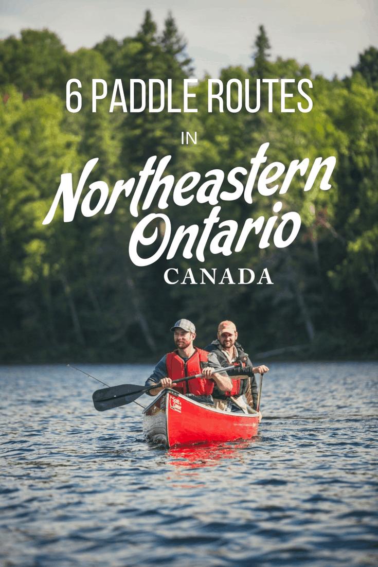 Wilderness Weekends in Southern Ontario Gone Canoeing