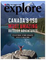Canada's 150 Most Amazing Outdoor Adventures