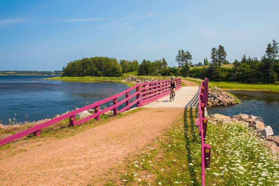cycling Confederation Trail