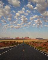 Monument Valley Forrest Gump Highway 163 Mexican Hat