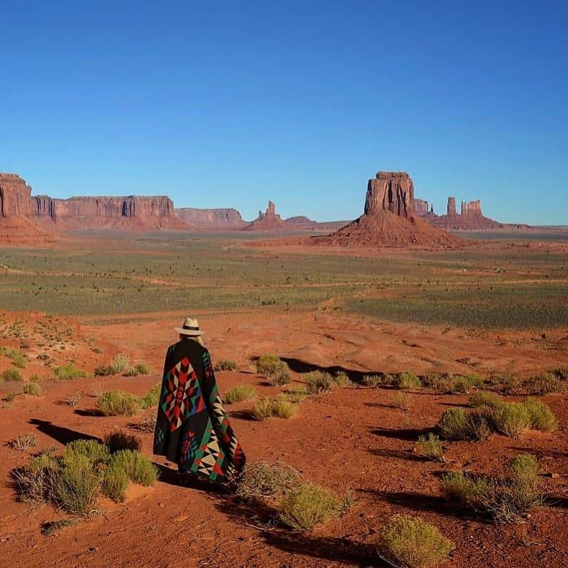 Artist's Point Monument Valley Utah