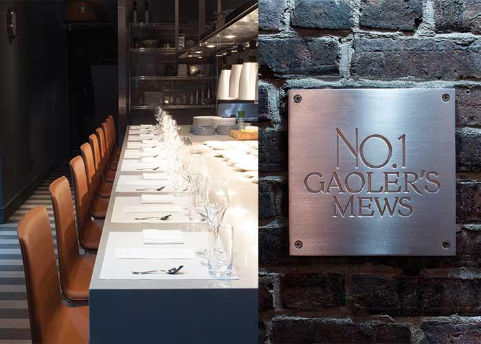 New + Improved: No. 1 Gaoler's Mews