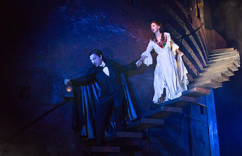 Phantom of the Opera - Vancouver Theater
