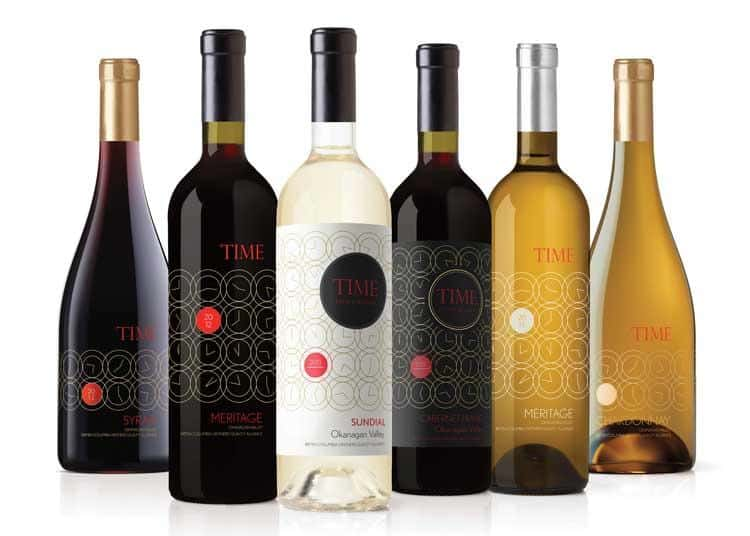 Time wines