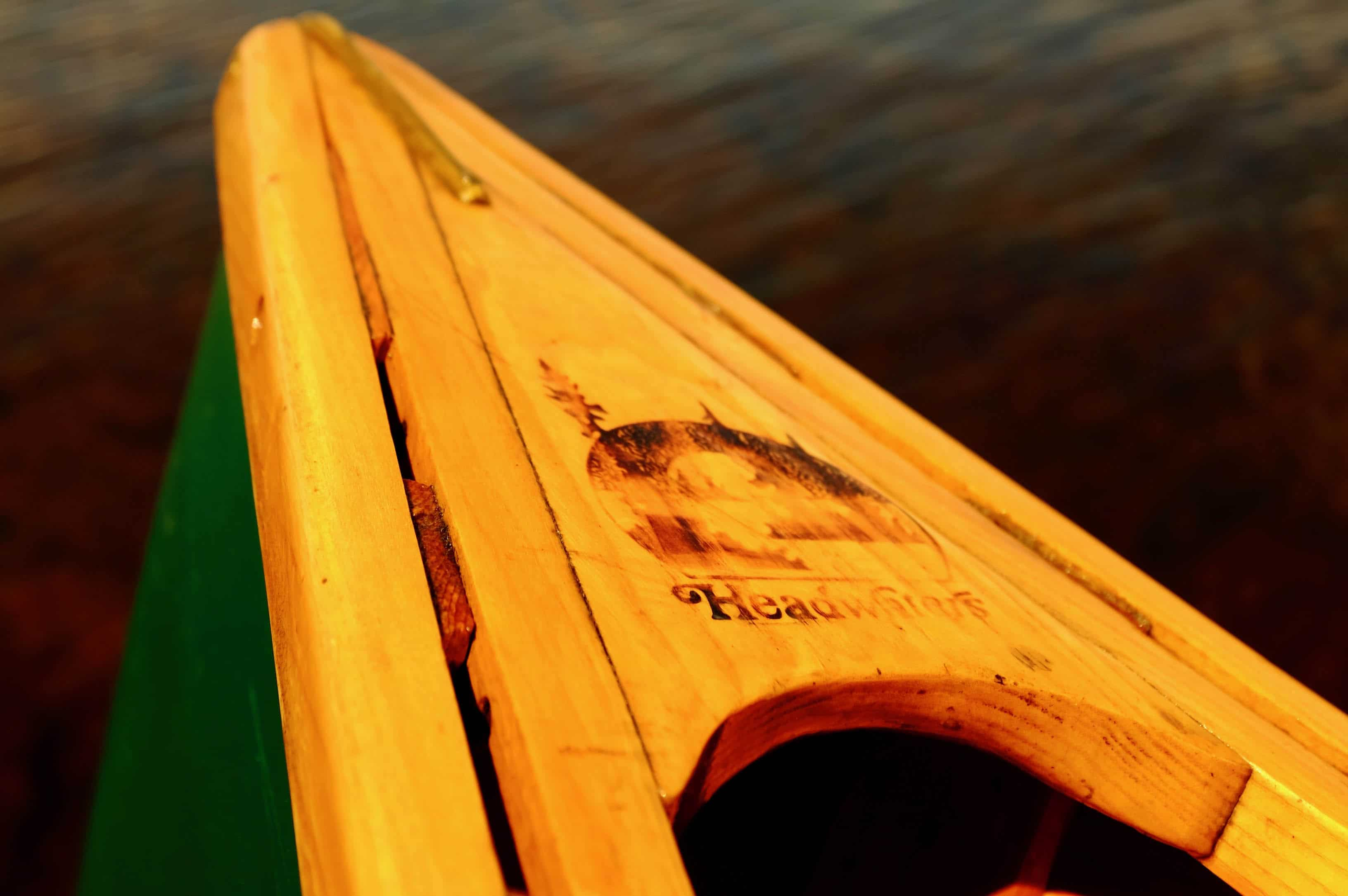 A Classic Canadian Canoe-Maker Passes the Torch
