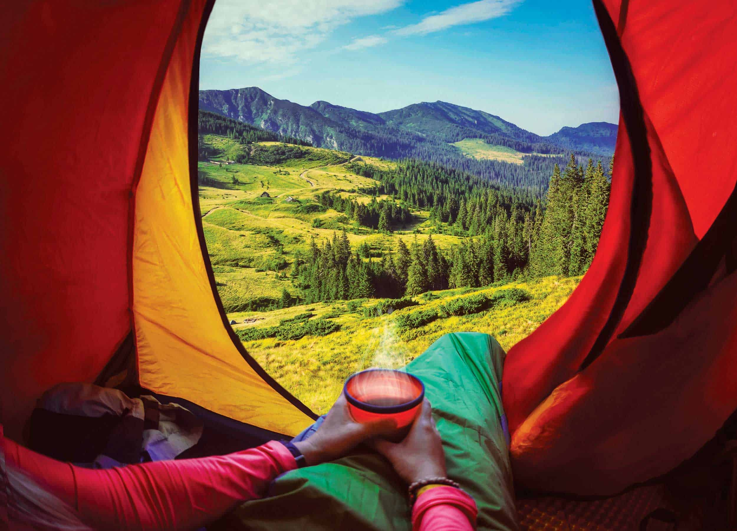6 British Columbia Campsites You Need to Visit This Summer