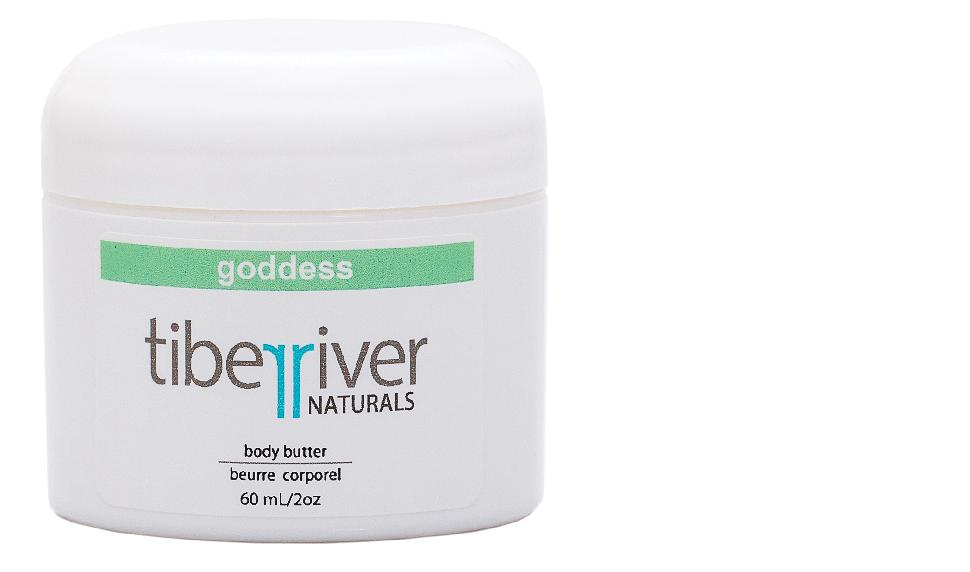 Tiber River body butter