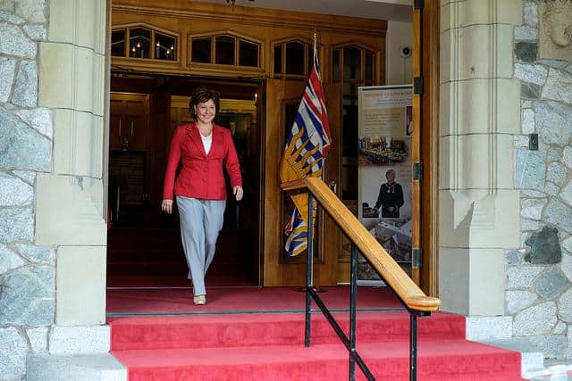 Christy Clark requests dissolution of parliament before May's provincial election
