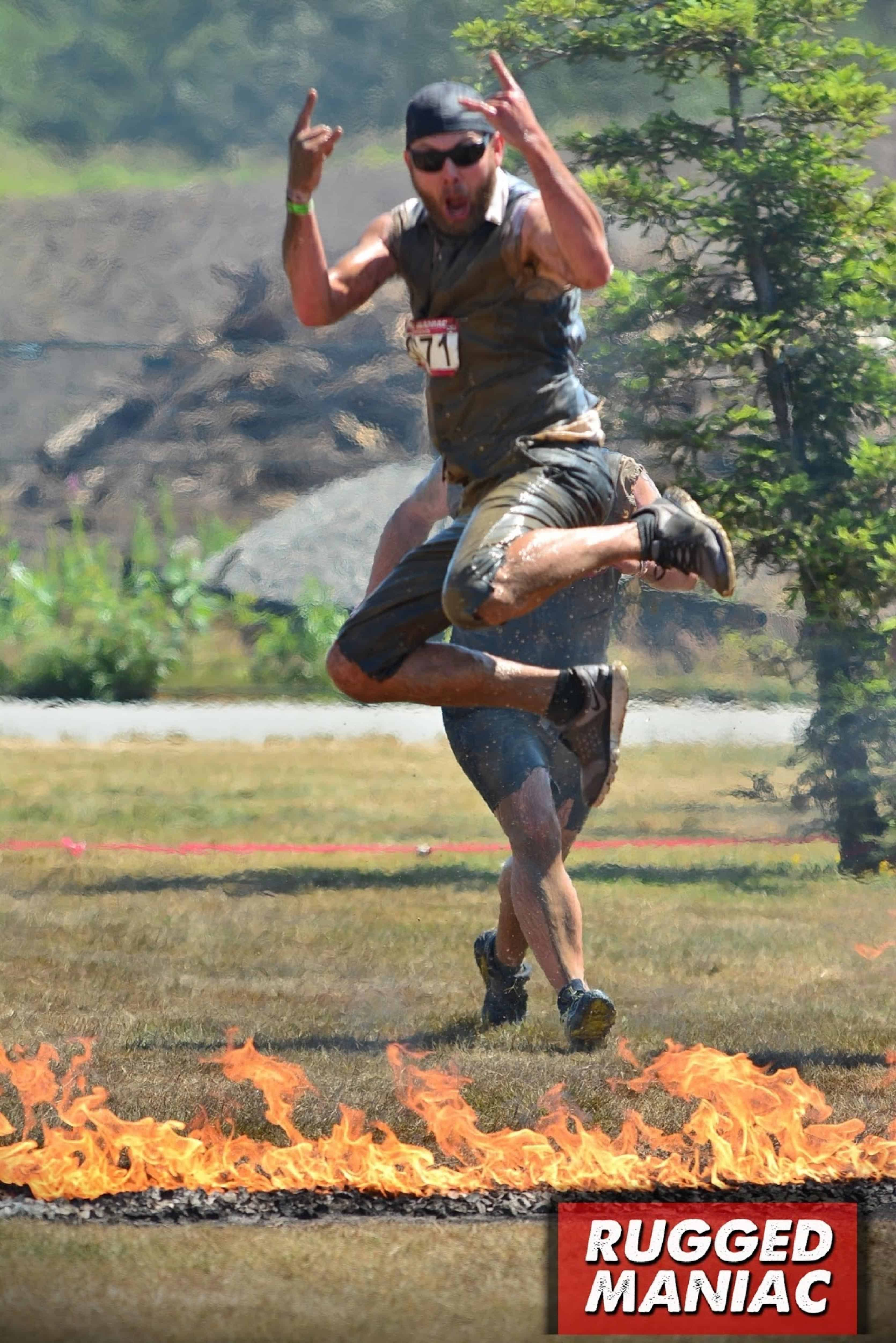 Race Review How We Fared At Rugged Maniac 2017 Explore
