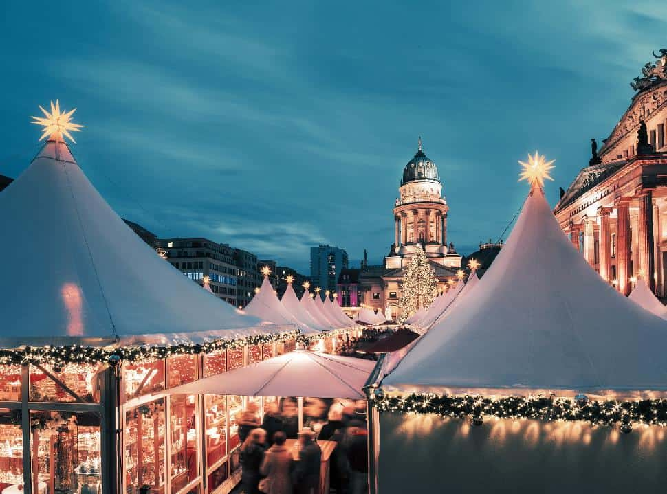 Gendarmenmarkt Christmas Market Berlin, Germany