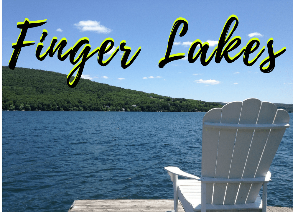 ROAD TRIP FINGER LAKES