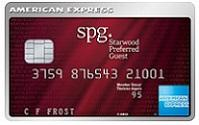 spg amex credit card