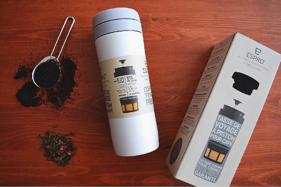 Espro: The French Press Travel Mug for People Who Refuse Bad Coffee (Gear Review)