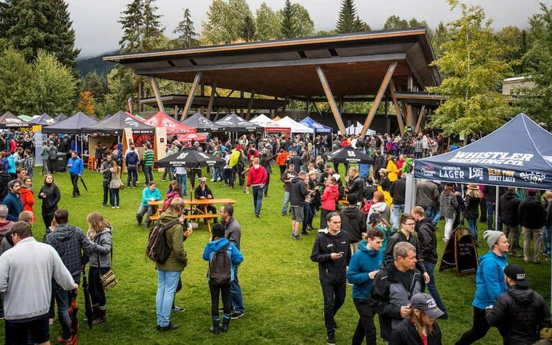 Whistler Village Beer Festival