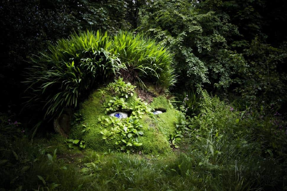 The Lost Gardens of Heligan Cornwall