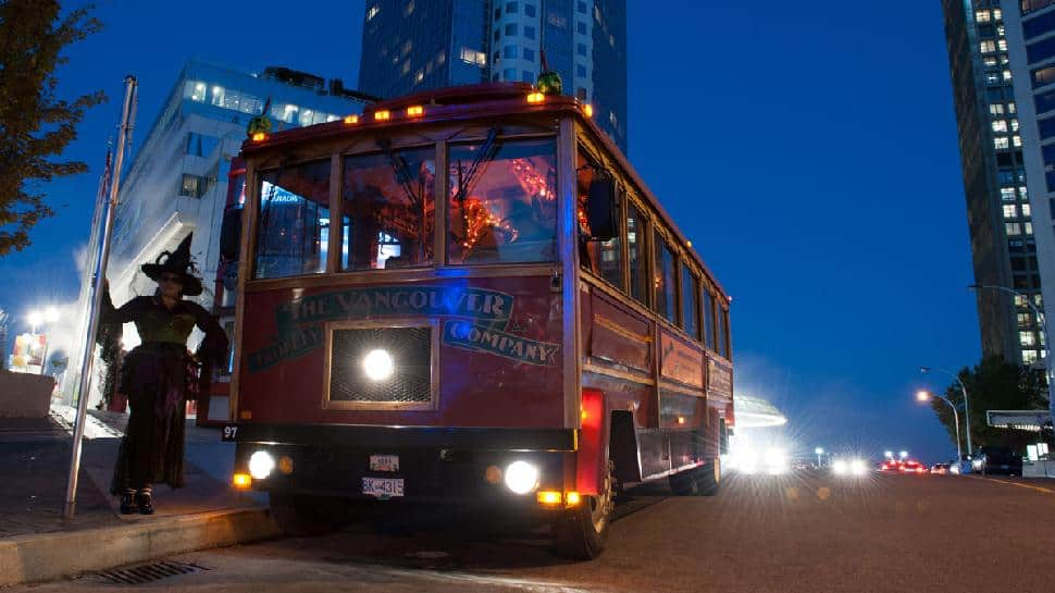 Haunted Vancouver Trolley Tours