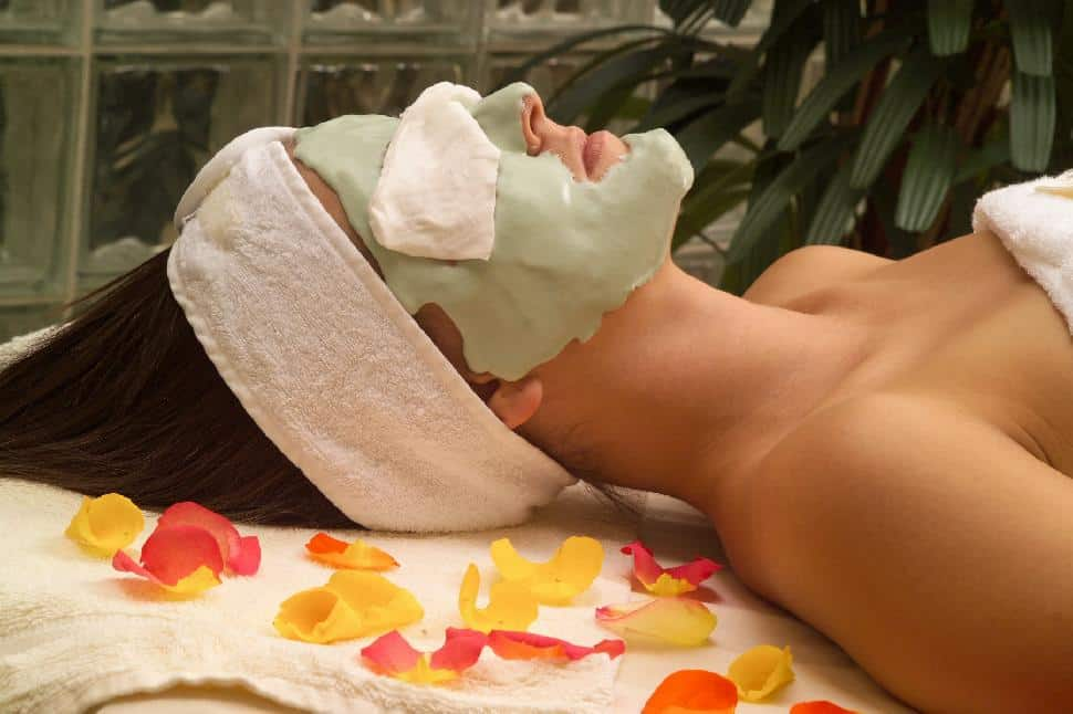 Pamper yourself at the spa