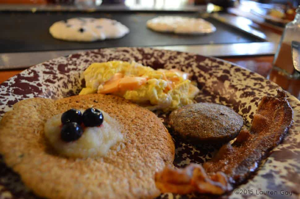 Learn to make old fashioned pancakes