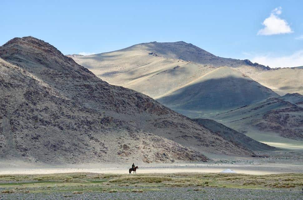 Mongolia from Pixabay