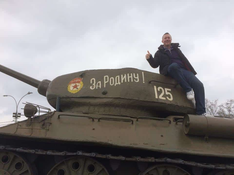 eric barber in transnistria