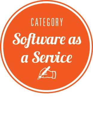 Software as a Service widget
