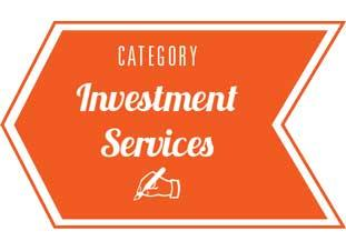 Investment Services widget