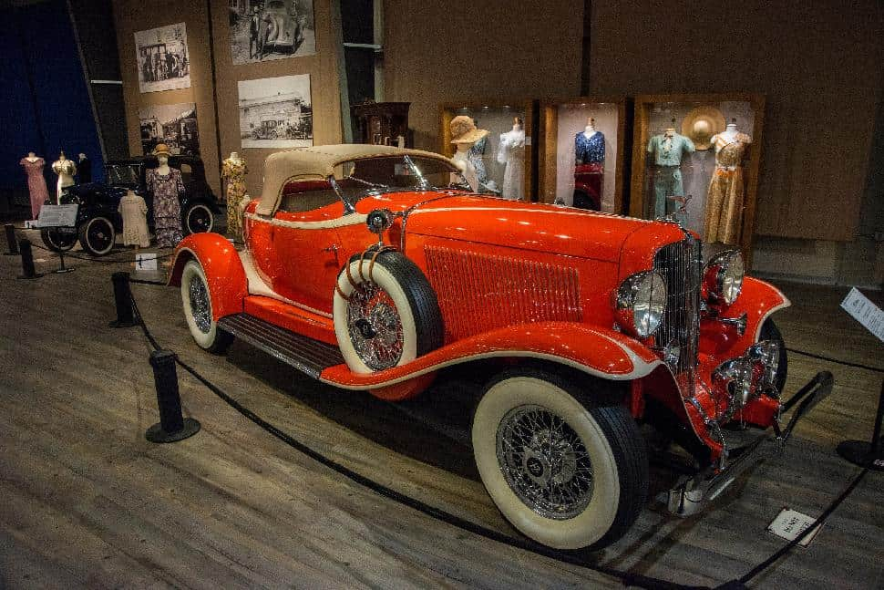 Fountainhead Antique Auto Museum, Wedgewood Resort