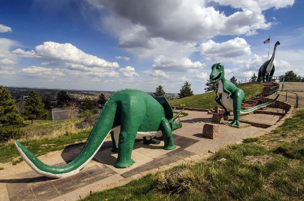 Dinosaur Park, Rapid City