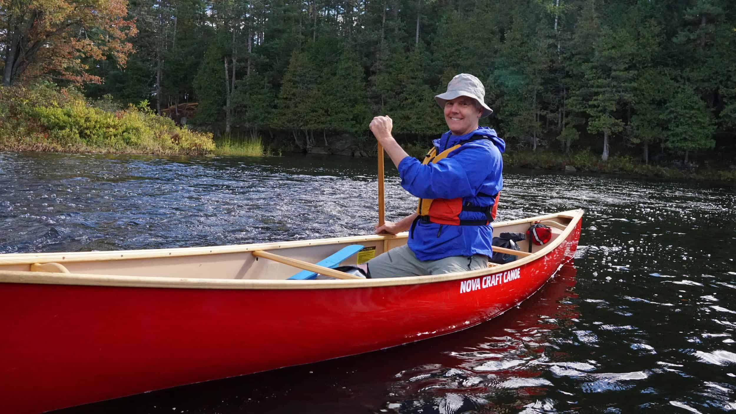 Prospector 15 canoe