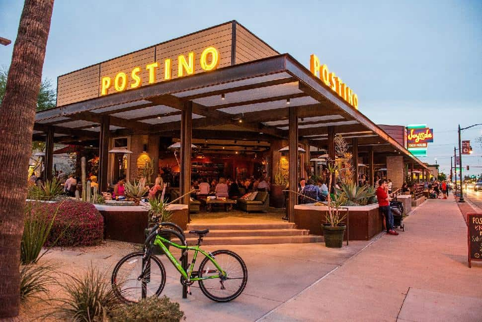 Postino Gilbert Restaurant Fresh Foodie Trail