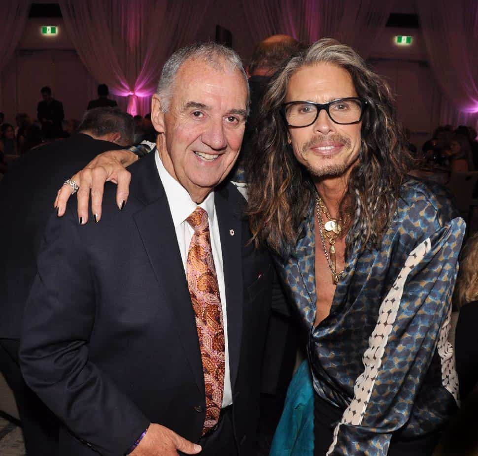The David Foster Foundation's 30th Anniversary Miracle Gala and