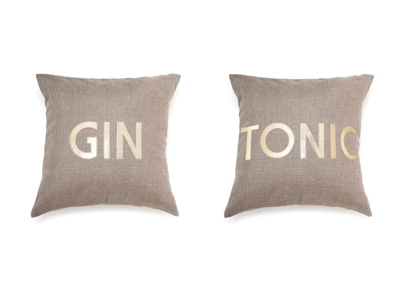 2. Pillow Fight Factory Gin and Tonic