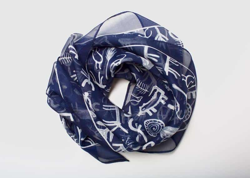 6. Obakki Foundation Bidi Bidi Scarves
