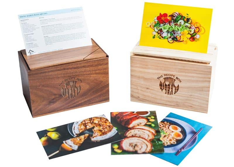 7. The Recipe Box YVR