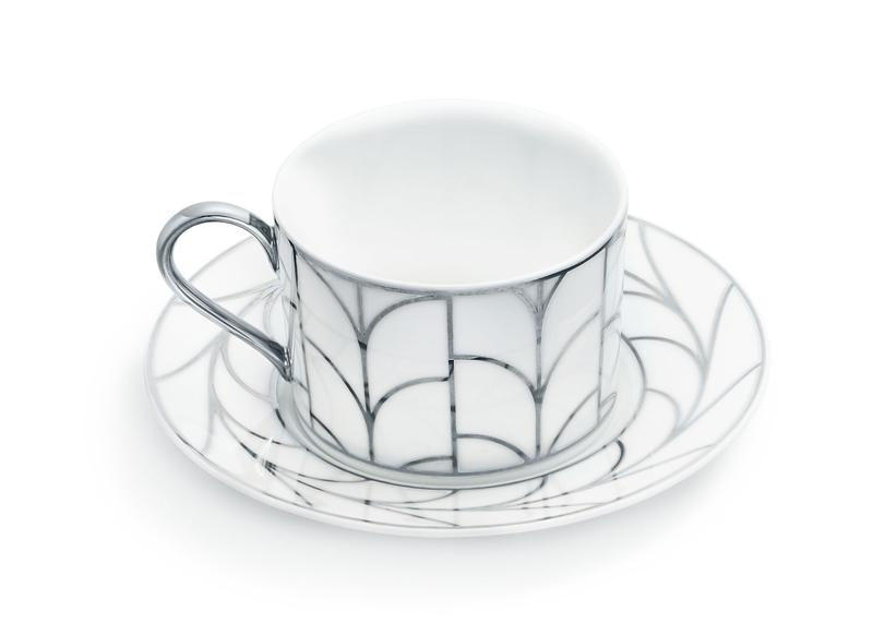14. Tiffany & Co. Wheat Leaf cup