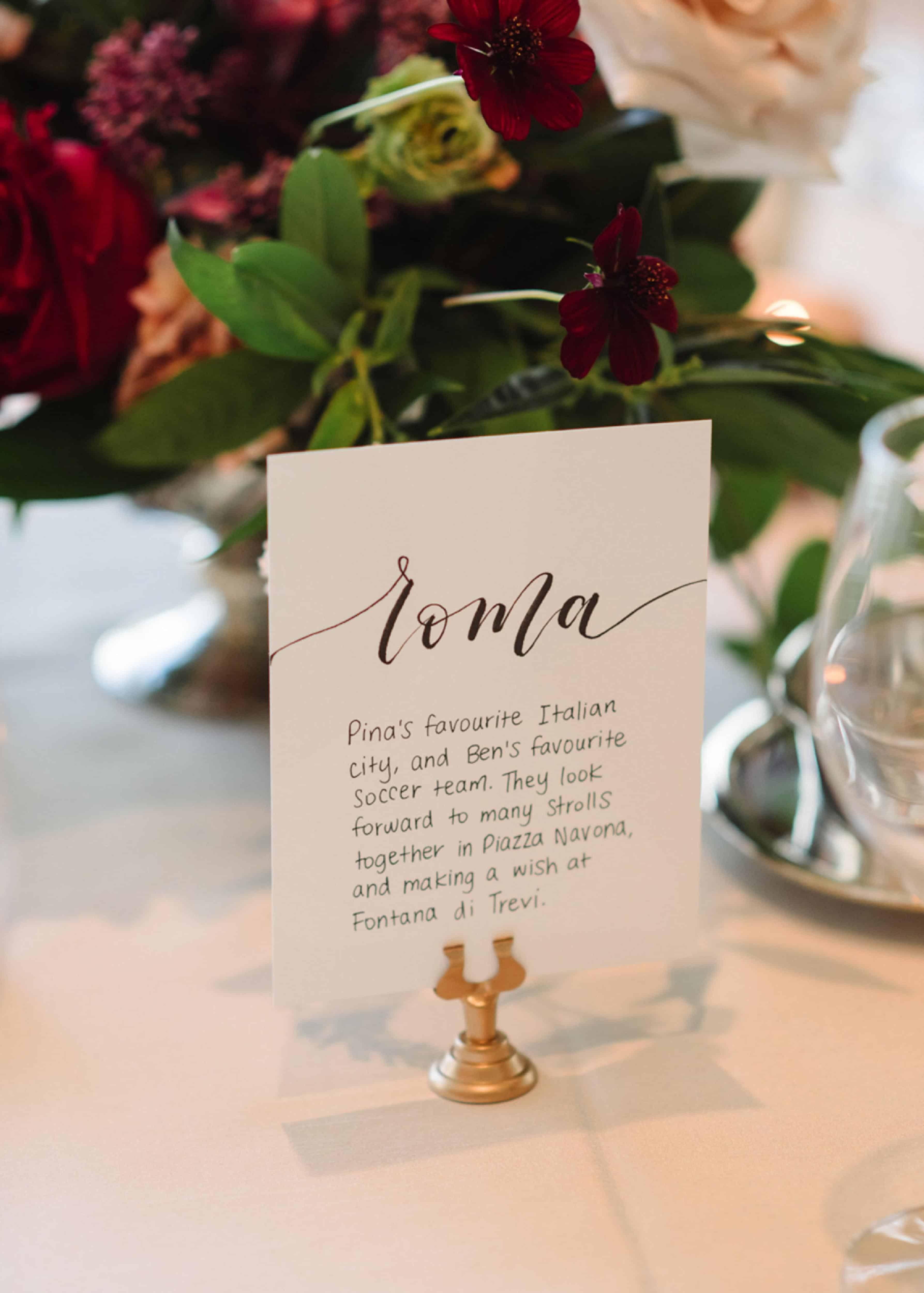 An Elegant Affair at Terminal City Club - Real Weddings