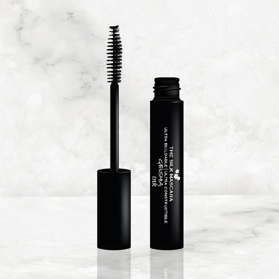 Amaterasu Geisha Ink Silk Mascara