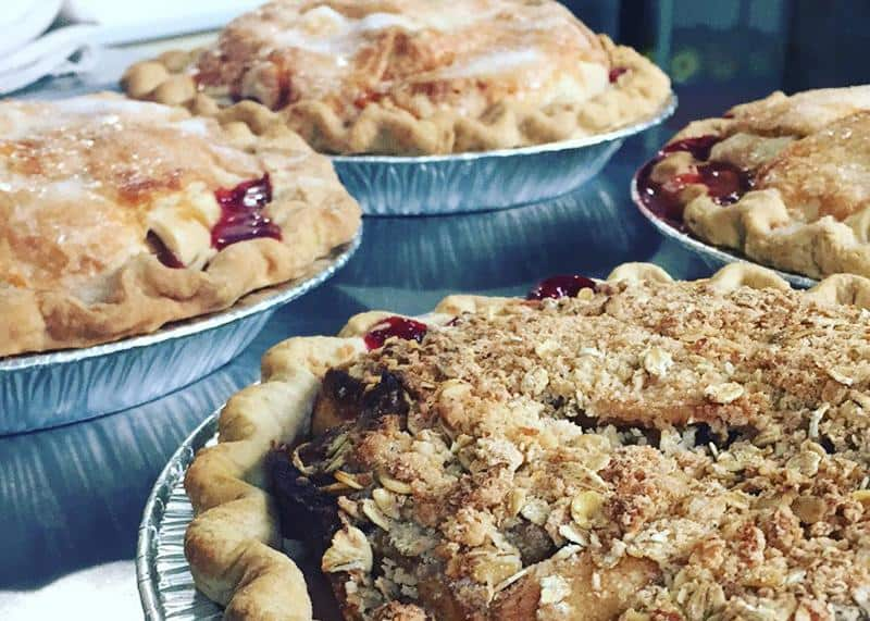 2. Vegan Mincemeat Pie by The Pie Shoppe, $30