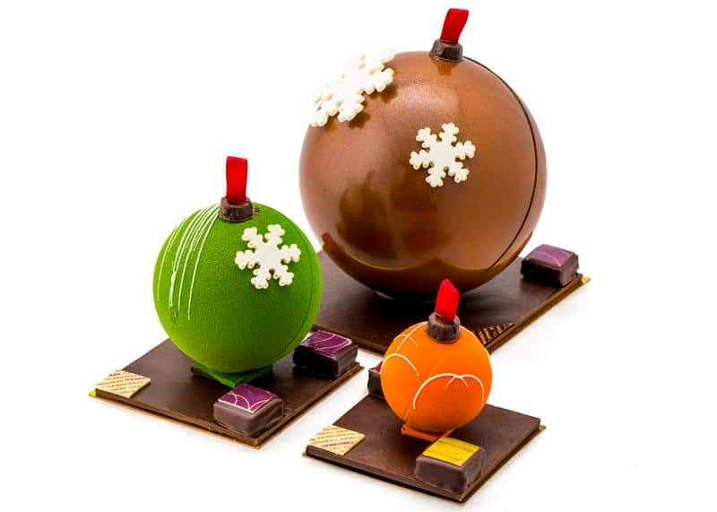 3. Chocolate Ornament by Thomas Haas, $24