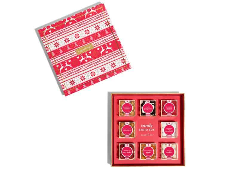 4. Merry Christmas Candy Bento Box By Sugarfina, $84.95