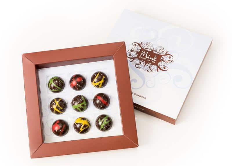 13. Joyeux Noel Gift Box by Mink, $19