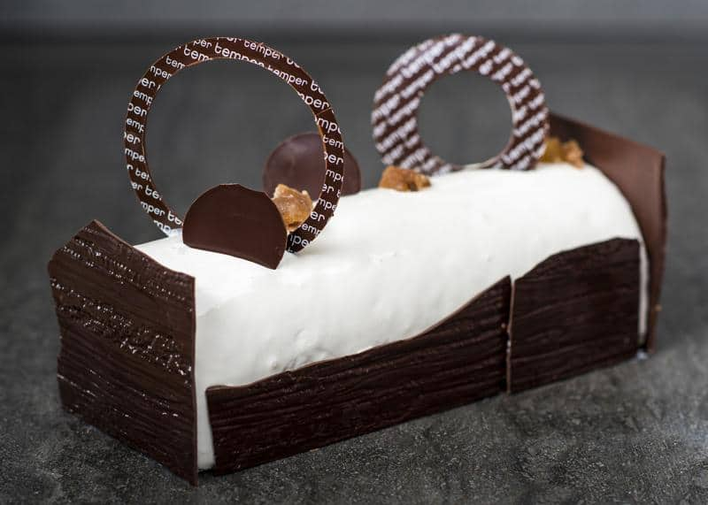 5. Temper Chocolate & Pastry